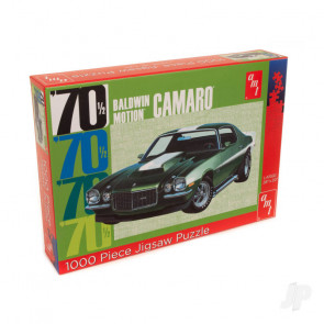 AMT 1970 Baldwin Motion Camaro 1000 Piece Jigsaw Puzzle