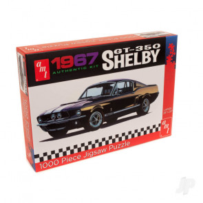 AMT 1967 Shelby GT-350 1000 Piece Jigsaw Puzzle