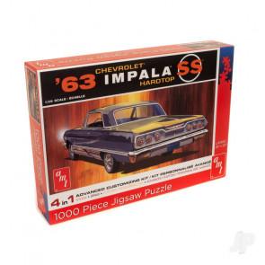 AMT 1963 Chevrolet Impala SS 1000 Piece Jigsaw Puzzle