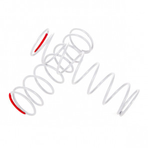 AXIAL SPRING 14X54MM 2.64 LBS/IN SUPER SOFT RED (2)