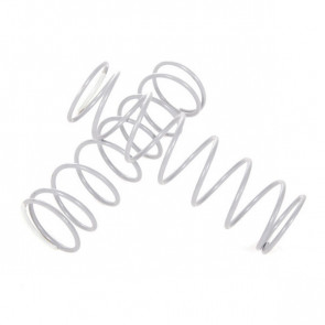 AXIAL SPRING 14X54MM 3.4 LBS/IN SOFT WHITE (2)