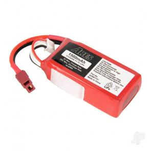 Ares LiPo 3S 1500mAh 11.1V 20C (Alara EP) Battery