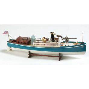 HMS Renown Armed Steam Pinnace - Billing Boats Wooden Kit B604