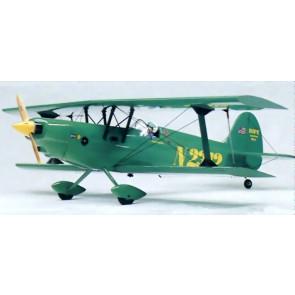 Bipe Special MK3 RC Model Bi-Plane - Mantua AvioModelli Kit