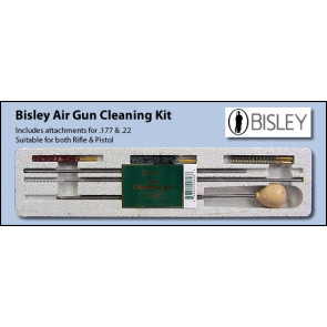 Bisley Universal Air Pistol and Rifle Cleaning Kit for both .177 and .22