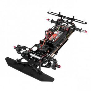 Corally Ssx8s Car Kit Chassis Kit Only, No Elec /Body/Tires