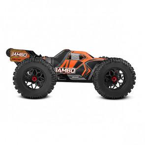 Corally Jambo Xp 6S Monster Truck 1/8 Swb Brushless Rtr