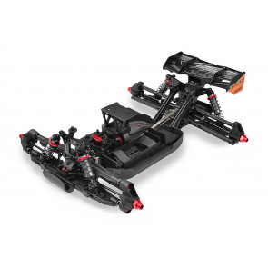 Corally Kronos XP 6S Monster Truck Truggy 1/8 LWB RC Brushless Rolling Chassis