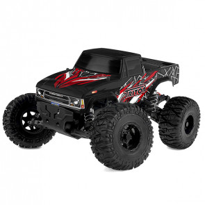 CORALLY TRITON XP 2WD RC MONSTER TRUCK 1/10 BRUSHLESS RTR COMBO