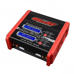 Corally Charger Eclips 2100 Du O Limited Black Edition Ac/Dc