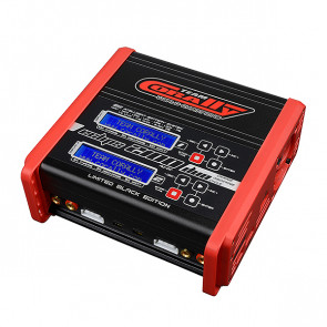 Corally Charger Eclips 2100 Du O Ac/Dc 100w Power Lcd Display