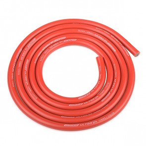 Corally Ultra V+ Silicone Wire Super Flexible Red 12awg 1731