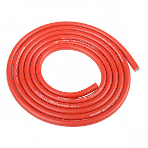 Corally Ultra V+ Silicone Wire Super Flexible Red 14awg 1018