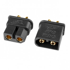 Corally Tc Pro Connector 3.5mm Gold Plated Connectors Revers