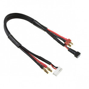 Corally Charge/Balance Lead Tp Lug 2S Charger 6S Xh Connector