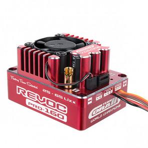 """Corally Revoc Pro 160 """"Racing Factory"""" 2-6S ESC For Sensored"""