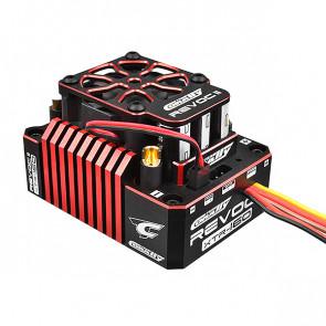 "Corally Revoc Ii Pro 160 2-6S ""Racing Factory"" Blk/Red ESC"