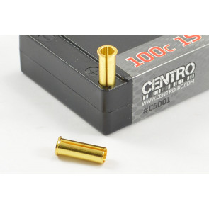 CENTRO LOW PROFILE GOLD TUBE ADAPTORS FOR 5MM TO 4MM