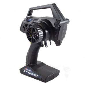 CARISMA CTX8000 2.4GHZ DIGITAL FHSS RADIO SYSTEM w/2 x RX