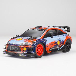 CARISMA GT24 i20 HYUNDAI WRC 4WD 1/24 MICRO RALLY RTR RC CAR