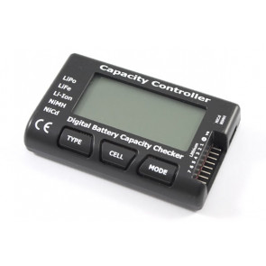 Etronix Cellmeter Battery Capacity Checker Analyzer