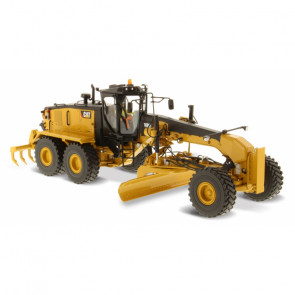1:50 Cat 16M3 Motor Grader, Diecast Scale Construction Vehicle