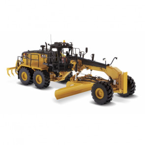 1:50 Cat 18M3 Motor Grader, Diecast Scale Construction Vehicle