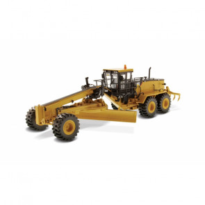 1:50 Cat 24M Motor Grader, Diecast Scale Construction Vehicle