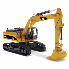 1:50 Cat 340D Hydraulic Excavator, Diecast Scale Construction Vehicle