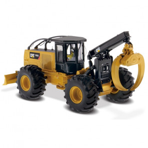 1:50 Cat 555D Skidder, Diecast Scale Construction Vehicle