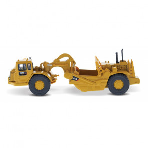 1:87 Cat 627G Wheel Tractor-Scraper, Diecast Scale Construction Vehicle