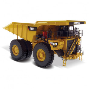 1:50 Cat 793F Mining Truck, Diecast Scale Construction Vehicle