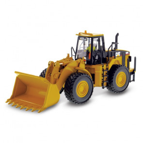 1:50 Cat 980G Wheel Loader, Diecast Scale Construction Vehicle