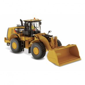 1:50 Cat 980K Wheel Loader - Material Handling, Diecast Scale Construction Vehicle