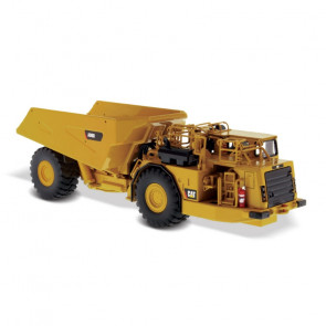1:50 Cat AD60 Articulated Underground Truck, with lights, Diecast Scale Construction Vehicle