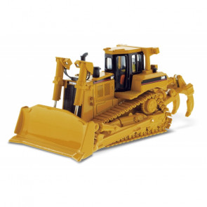 1:50 Cat D8R Track-Type Tractor, Diecast Scale Construction Vehicle