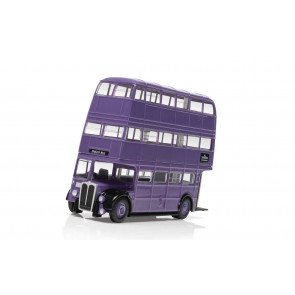 Harry Potter Triple Decker Knight Bus 1:76 Scale Corgi Diecast Metal Model