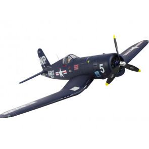 Dynam F4U Corsair with Retracts 1270mm Warbird ARTF no Tx/Rx/Bat/Chg