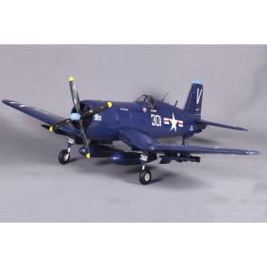 FMS F4U Corsair V3 1400 Series ARTF Warbird with Retract Landing Gear no Tx/Rx/Bat