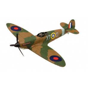 Supermarine Spitfire Diecast Model Aeroplane Corgi Aviation Showcase CS90650
