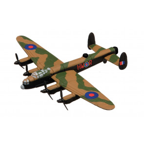 Avro Lancaster Bomber Diecast Model Aeroplane Corgi Aviation Showcase CS90619