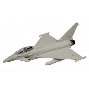 Eurofighter Typhoon Diecast Model Aeroplane Corgi Aviation Showcase CS90622
