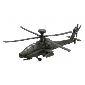 AH-64 Apache Helicopter Diecast Model Aeroplane Corgi Aviation Showcase CS90623
