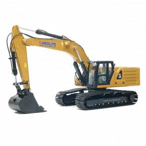 Huina Kabolite 336 RC Metal Excavator Digger Construction Vehicle w/Hydraulics!