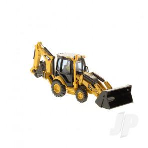 1:50 Cat 420E IT Backhoe Loader, Diecast Scale Construction Vehicle