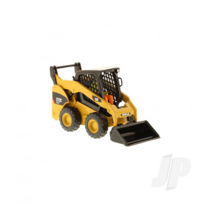 1:32 Cat 272C Skid Steer Loader, Diecast Scale Construction Vehicle
