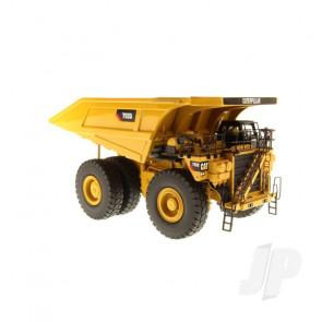 1:50 Cat 793D Mining Truck, Diecast Scale Construction Vehicle