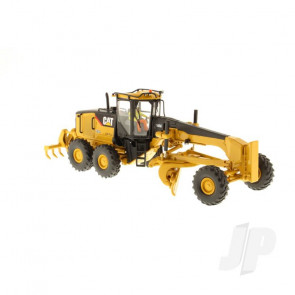 1:50 Cat 14M Motor Grader, Diecast Scale Construction Vehicle