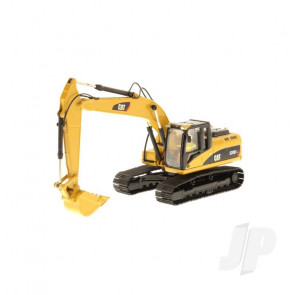 1:50 Cat 320D L Hydraulic Excavator, Diecast Scale Construction Vehicle