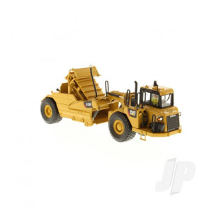 1:50 Cat 613G Wheel Tractor-Scraper, Diecast Scale Construction Vehicle
